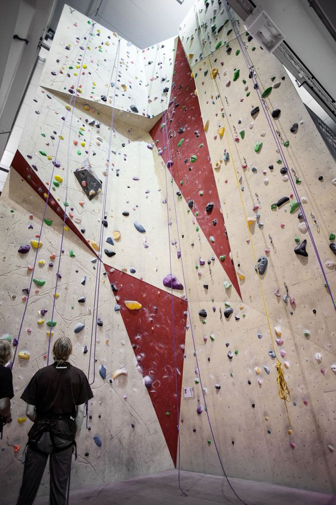 The largest indoor climbing center in the Nordic countries you will find in Helsinki. Whatever you skill level is, you'll find challenges.