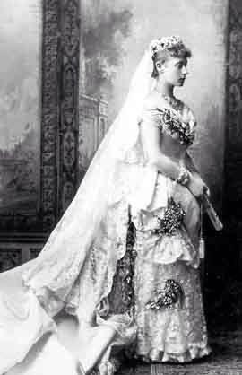 Princess Victoria : wedding day