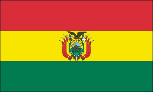 Our expertly crafted Flags of Bolivia are unsurpassed in color, authenticity and craftsmanship. The designs are always in correct proportion to the flag size.