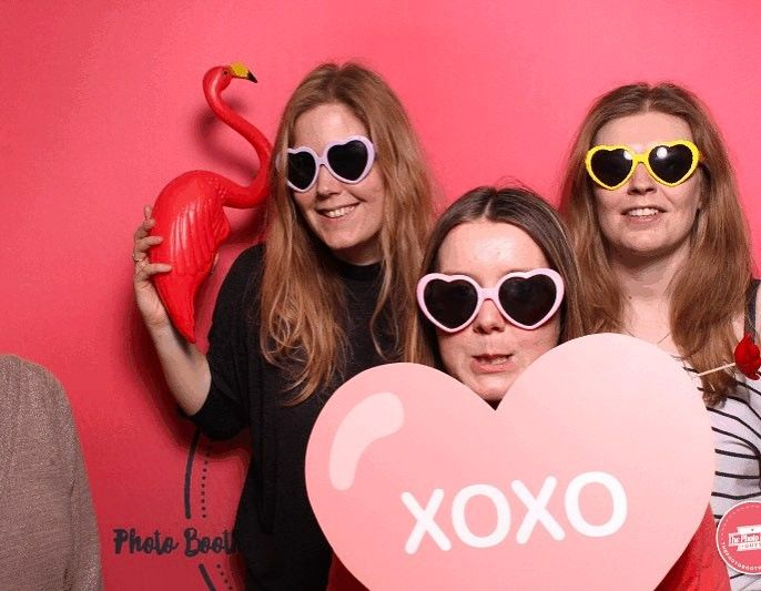 My kind of wedding fair  #mostcuriousweddingfair @mostcuriouswedfair @thephotoboothguys.uk #trumanbrewery #photobooth #flamingo