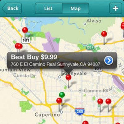 ShopSavvy (Barcode Scanner and QR Code Reader) by ShopSavvy, Inc. - There are plenty of price-comparison apps out there, but ShopSavvy might be the easiest to use. It's fast, user-friendly and provides straightforward comparison pricing both for online and local stores. Free for iPhone