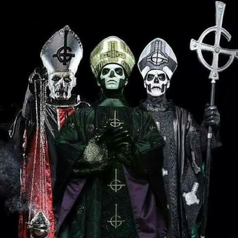 129 Best Images About Ghost Papa Emeritus On Pinterest