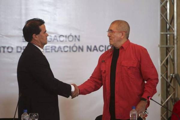 Anunciarán inicio de diálogos con el ELN - Agencia de Comunicación de los Pueblos Colombia Informa