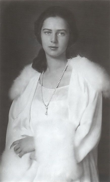 Princesse Ileana (1909-1991) fille du roi Ferdinand et de la reine Marie
