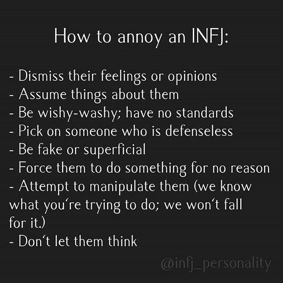 #infj #introvert #mbti. ALL TRUE!: