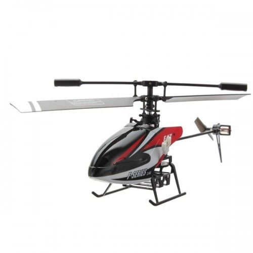MJX F647 / F47 - Mini Helicopter - 4Ch - SingleBlade - 2.4GHz -