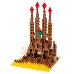 nanoblock Sagrada Familia