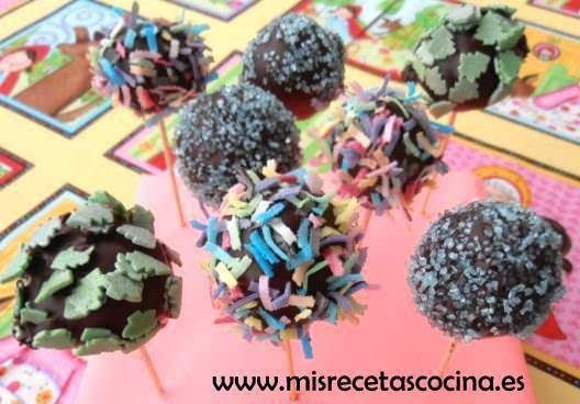 Cake Pops Thermomix