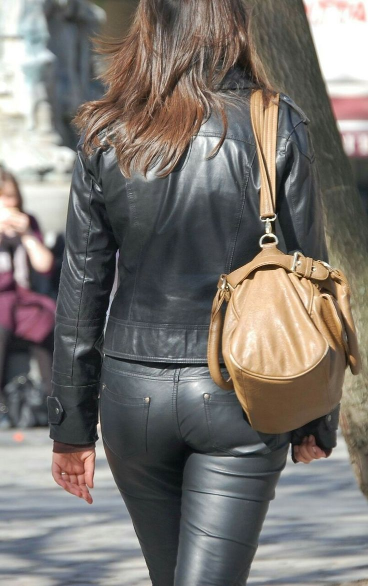 leather it up   women leather ass   Pinterest   Leather ...