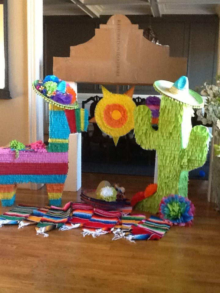 Decorations For The Scholastic Bookfair Cinco De Mayo