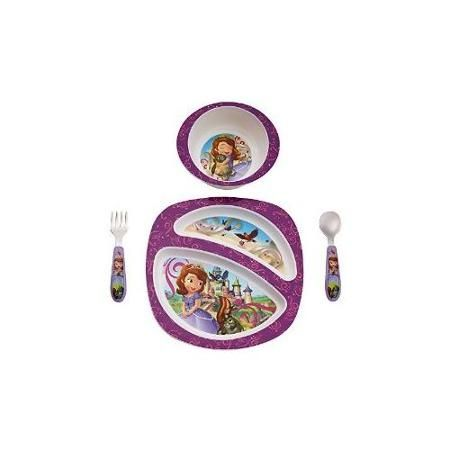 The First Years Disney Junior Sofia the First 4-Piece Feeding Set  sc 1 st  Pinterest & Best 800+ Disney cups bottles and accessories images on Pinterest ...