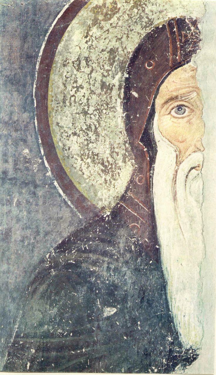 Источни зид припрате: св. Симеон