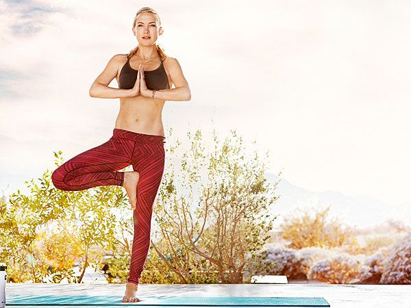 Kate Hudson: On Finding Workout Motivation When You're Just Not Feeling It  (Plus: Exclusive Photos!) | People.com