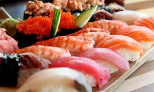 Groupon - Japanese Cuisine at Ninja Sushi (44% Off). Two Options Available. in North Brunswick. Groupon deal price: $12