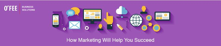 How Marketing will Help you Succeed