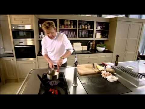 Gordon Ramsay's Sublime Scrambled Eggs Recipe - Low Carb - The best eggs you will ever eat! Of course you want to leave out the bread. :)