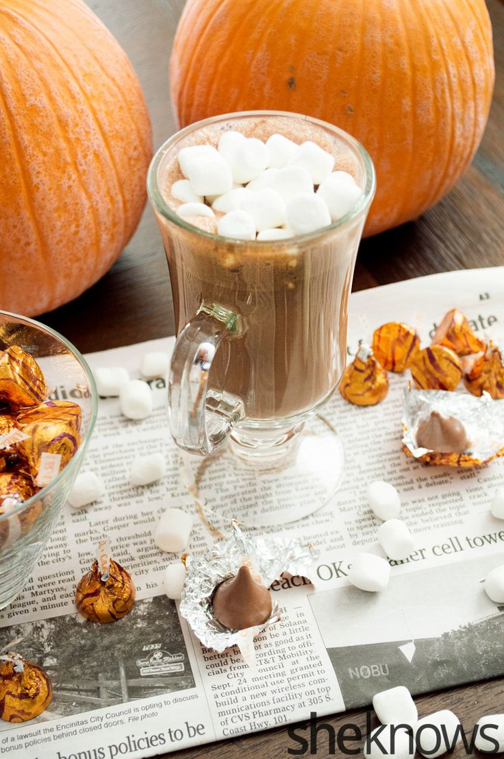 131 best hot chocolate images on Pinterest | Hot chocolate, Hot ...