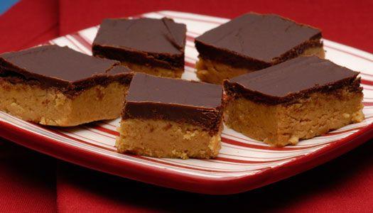 Mmm . . . No-Bake Peanut Butter Cups!