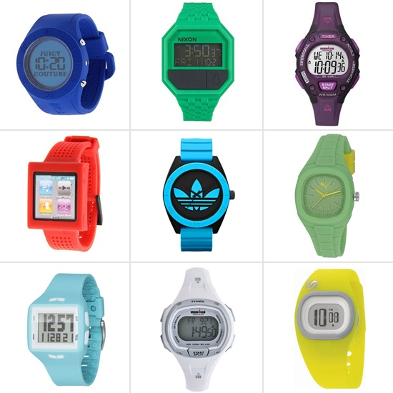 What Time Is It? Time to Get a New (Workout) Watch!