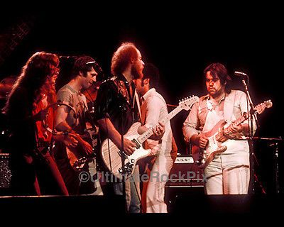 ORIGINAL 8x10 COLOR PHOTO #1B LOWELL GEORGE LITTLE FEAT 1978 by Marty Temme
