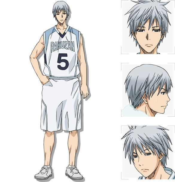Kuroko's Basketball season 3 features Chihiro Mayuzumi, voiced by Ryota Ohsaka (Ace of Diamond's Eijun Sawamura).