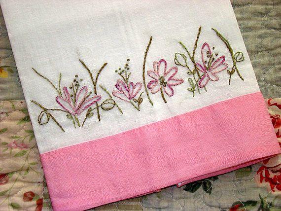 690 Best Tea Towel Torchon Images On Pinterest Dish Towels Tea Towels And Dishcloth