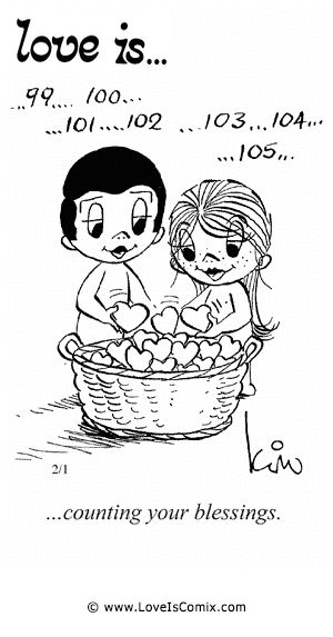 Love is... Comic Strip, Love Comic, Love Quotes, Love Pictures - Love is... Comics - Comic for Thu, Jan 10, 2013