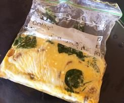 #Thermomix omelette in a bag #recipe