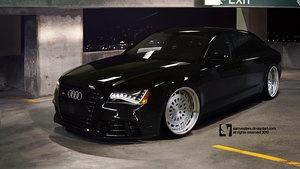 Audi S8 by ~samvesters on deviantART