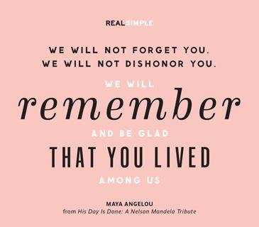 RIP Maya Angelou, May 28, 2014.