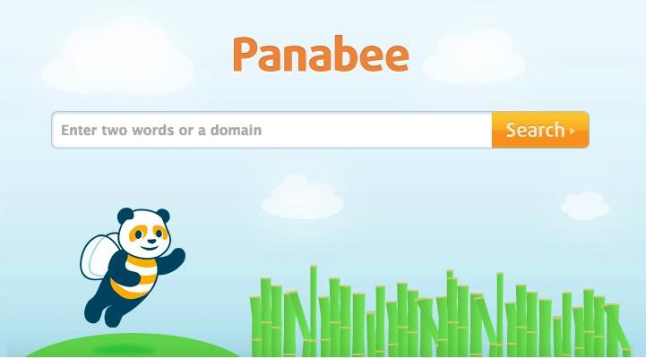 ¿Estás buscando un dominio para tu página web? Descubre si está disponible y recibe nuevas ideas en www.panabee.com