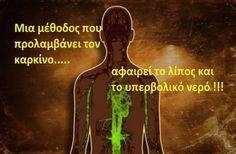 Αφαιρέστε όλες τις τοξίνες από το σώμα σε 3 Ημέρες !!!