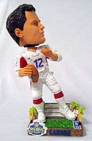 Oakland Raiders Rich Gannon 2003 Pro Bowl Forever Collectibles Bobblehead Z157-8132908685