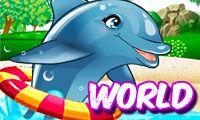 My Dolphin Show 4 - Jouez gratuitement à des jeux en ligne sur Jeux.fr