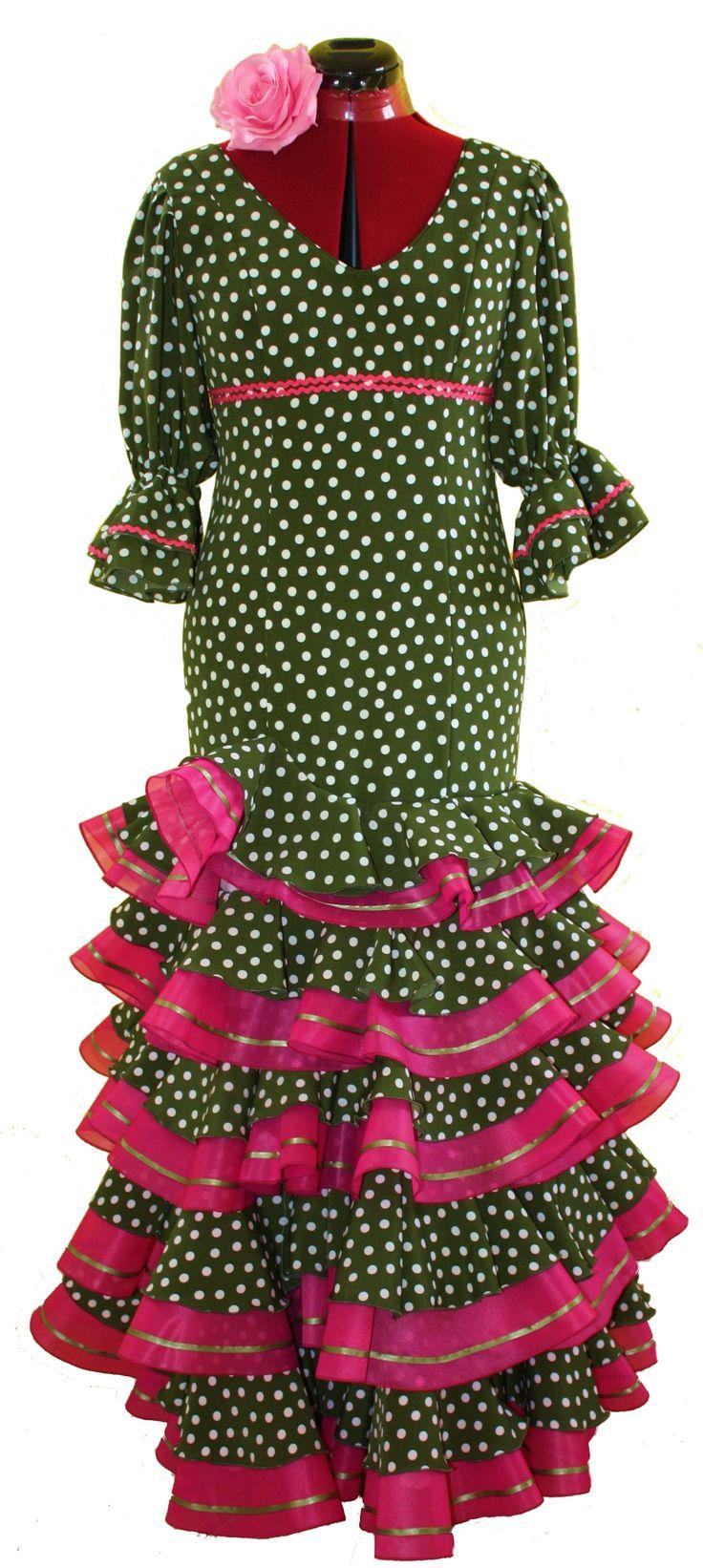 Custom Flamenco Dresses