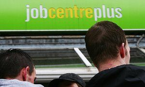 UK labour market shows signs of slowing | Business | The Guardian