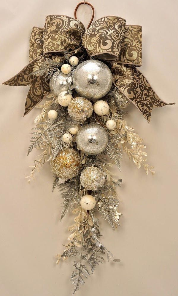 25 Best Ideas About Elegant Christmas On Pinterest