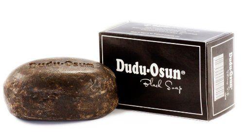 Dudu Osun - die Schwarze Seife aus Afrika Bio Naturkosmetikshop http://www.amazon.de/dp/B00694Z9AM/ref=cm_sw_r_pi_dp_GhNZtb10E0DFJSR7