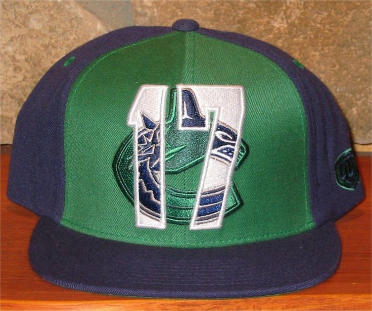 KESLER 17 Vancouver Canucks NHL Old Time Hockey Hat Adjustable Snapback Blue #OldTimeHockey #BaseballCap