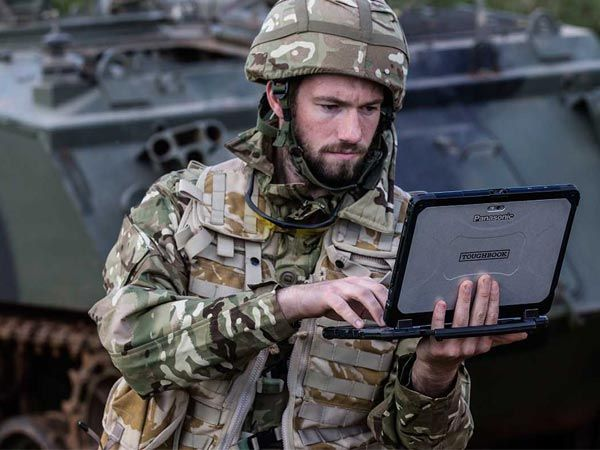 Looking For A Military Grade Laptop? Go For Panasonic Toughbook Cf-20 #MilitaryGradeLaptop #PanasonicToughbookCf20 #Technology #Notebook #Processor #Battery