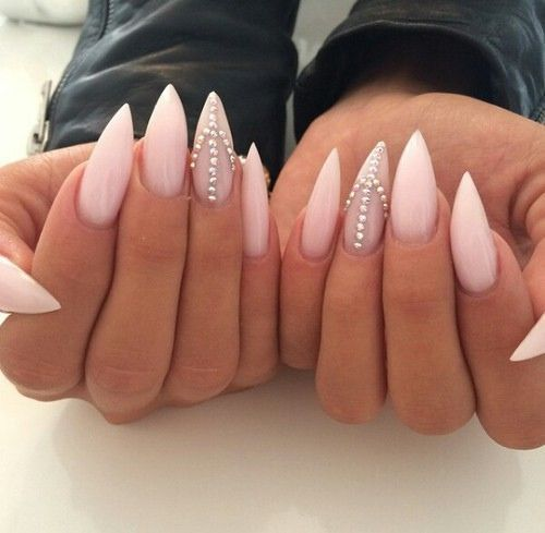 The 25 best stiletto nails ideas on pinterest stiletto nail creative stiletto nail designs prinsesfo Image collections