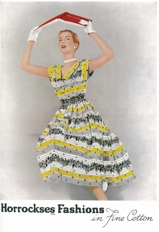Horrockses Fashions repin via Nancy