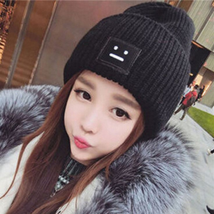 $2.07 (Buy here: https://alitems.com/g/1e8d114494ebda23ff8b16525dc3e8/?i=5&ulp=https%3A%2F%2Fwww.aliexpress.com%2Fitem%2F2016-New-Fashion-Casual-Cute-Hats-Purple-Green-Smile-Wool-Women-Hats-Caps-For-Winter-Chapeus%2F32752656494.html ) 2016 New Fashion Casual Cute Hats Purple & Green Smile Wool Women Hats & Caps For Winter Chapeus for just $2.07