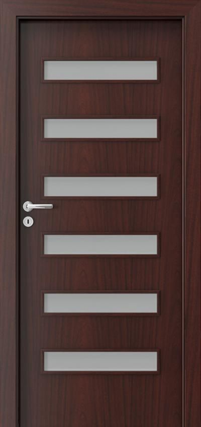 Porta FIT F6 Mahoń