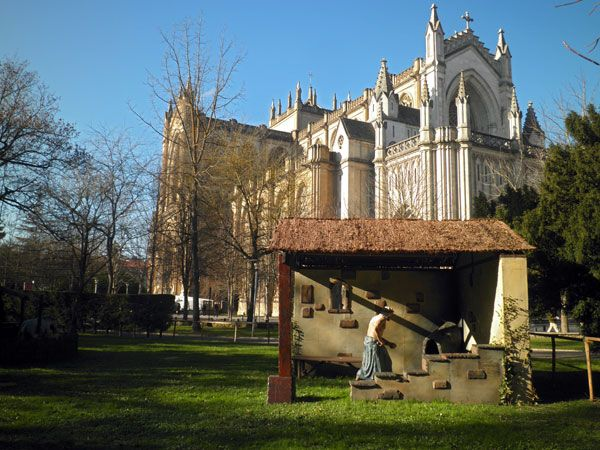 Catedral de  Vitoria-Gasteiz