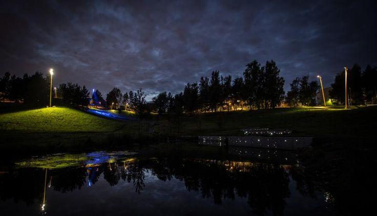Nominert:                     Verdensparken i Oslo         ...