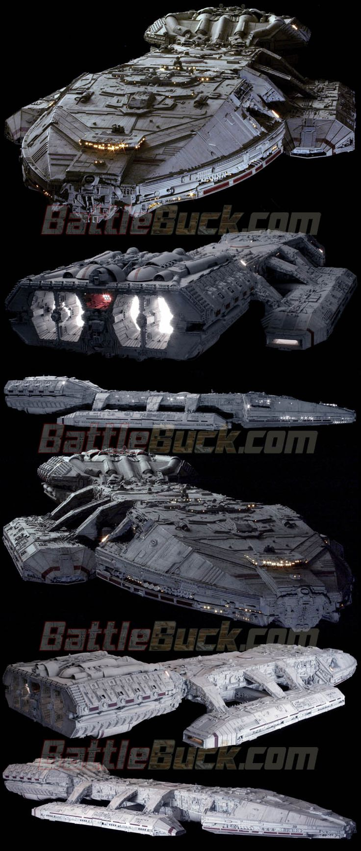 Galactica ~ the One , the Only
