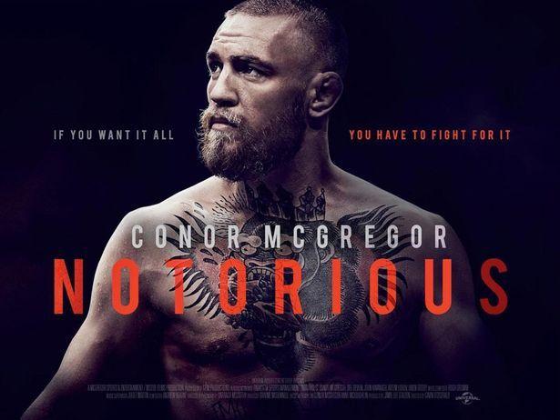 Conor McGregor: Notorious Movie