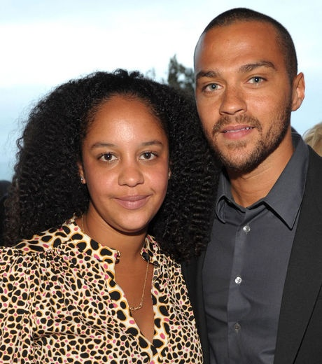 Jesse Williams et sa girlfriend Aryn Drake-Lee.  NO WAY!!!!!!!!! O_o