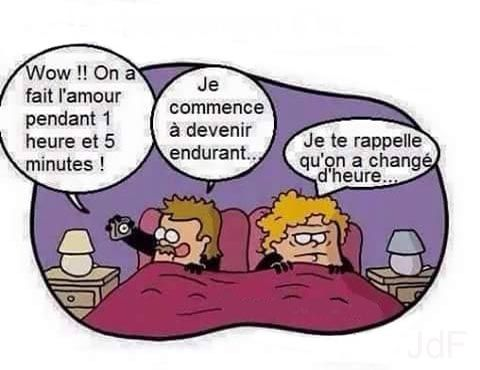 Images Changement d'heure Images drôles Dessin humoristique sur Humour.com